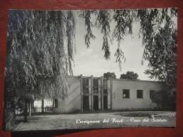 Cervignano Del Friuli (Udine) - Casa Del Soldato - Autres Villes