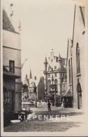 Vieux Bruxelles - La Magna Aula - Exposition 1935 - Animée - Ed. Gerbaud - Ieper