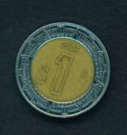 MEXICO - 2004 1p Circ As Scan - Mexico
