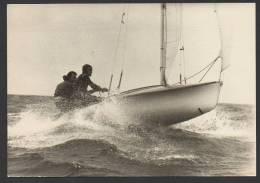 """DF / TRANSPORTS / BATEAUX / VOILIERS / """" EN REGATES """"  PHOTO DE ERWAN QUEMERE - Sailing Vessels"""