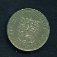 JERSEY - 1975 10p Circ As Scan - Jersey