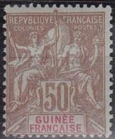 Guinée Française N° 17*, Neuf Avec Charniere