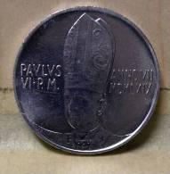 Vatican PAPAL  PAUL VI 10  LIRE FDC   1969 RARE - Vatican