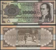 Paraguay P 224 A - 10000 10.000 Guaranies 2004 - UNC - Paraguay