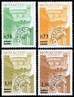MONACO - 1978 - Tour De L´Horloge - 4v Neufs // Mnh - Monaco