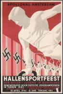 @@@ MAGNET - Hitlerjugend Sports Festival. 1943 - Publicitaires