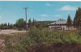Auberge Du Pain Chaud,  Lac Saguay,  Labelle,  Quebec,   Canada,  40-60s - Altri