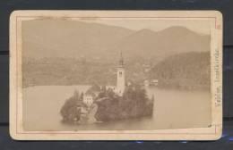 SLOVENIA-VELDES OBERKRAIN-BLED-photo-klein - Orte