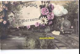 Merxem - Un Bonjour De Merxem 1914 - Antwerpen
