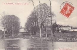 CPA - 27 - LE VAUDREUIL - Le Château Et La Ferme - Le Vaudreuil