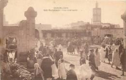MAROC - CASABLANCA - Bab Marrakech - Vue Intérieure - Casablanca