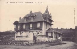 CPA - 27 - PINTERVILLE - Le Parc - Pinterville