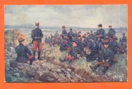 Groupe De Militaires - Regiments