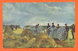 """En Guerre  """" Notre Glorieux 75  """" Canons - Regiments"""