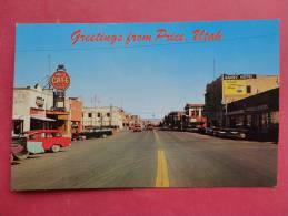 - Utah >  Price  Street view Cafe & Autos ref 870