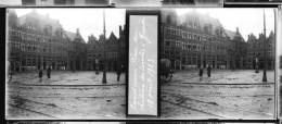Chateau Des Comtesmonument Van Eyck - Plaques De Verre