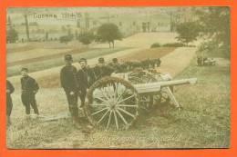 Guerre 1914/15 - Le 75 Et Ses Servants Aux Environs D'arras ( 62 ) - Regiments