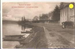 COUDRAY-MONTCEAUX ( 91 ) - LE BAS-COUDRAY - LE BORD DE LA SEINE -Environs De Corbeil - Otros Municipios