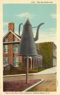 ETATS-UNIS - WINSTON SALEM - The Big Coffee Pot - Winston Salem