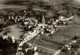 CPSM  SAINT MARCEL BEL ACCUEIL    Le Village Vu Du Ciel - France