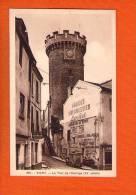 1 Cpa -   Vichy Le Tour De L Horloge - Vichy