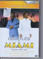 MIAMI VICE Deux flics � Miami lot de 2 DVD  Saison 5  Num�ros 35 et 36  �pisodes 106 � 111  NEUF