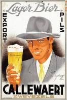 @@@ MAGNET - Callewaert Zwevezele, Lager Bier - Publicidad