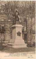 Cpa08 Givet Statue De Méhul - Givet