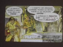 ITALIA TELECOM 3508 OP C&C 1213 GOLDEN - MARTIN MISTERE 2/4 - NUOVA MINT MAGNET. ORIG. TELECOM - Italia