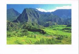 2047. Postal ISLA REUNION (Colonia Francesa) Île Reunion. Piton D'Anchaing - La Réunion