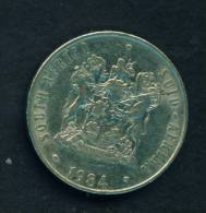 SOUTH AFRICA - 1984 50c Circ - South Africa