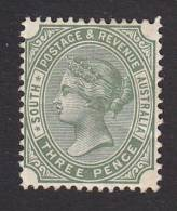 South Australia, Scott #108, Mint Hinged, Queen Victoria, Issued 1897 - 1855-1912 South Australia