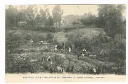 """Postkaart / Carte Postale """"Linkebeek - Horticulture Et Pépinières - Jardin Robinson - Panorama"""" - Linkebeek"""