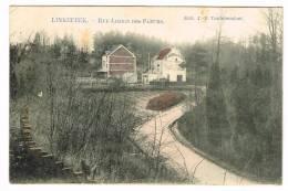 """Postkaart / Carte Postale """"Linkebeek - Rue Jardin Des Fleurs"""" - Linkebeek"""
