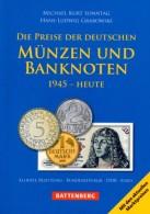 Deutschland Ab 1945 Noten Münzen 2016 New 10€ D AM- BI- Franz.-Zone SBZ DDR Berlin BUND EURO Coins Catalogue BRD Germany - Allemand