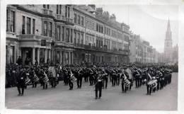 1932, Aufmarsch Einer Militärischen Musikkapelle In DORSET?, 3 Fach Frankierung - Ereignisse
