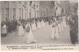 Poperinge, Poperinghe, Jubelfeesten van O.L.V. van St Jan (pk9728)