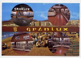 """Espagne--LAS PALMAS DE GRAN CANARIA--carte Publicitaire Magasin """"GRANLUX"""" ,cpm éd Zerkowitz - Espagne"""