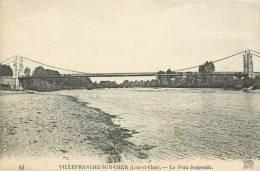 Réf : D-13-508 : Villefranche Sur Cher - France
