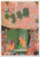 """Seychellen - Painting - Nice Stamp """"bird"""" - Seychellen"""