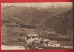 YBLAT-16  Riederalp   Dorf Mit Tennisplatz.  Gelaufen In 1913. Jullien 9658 - VS Valais
