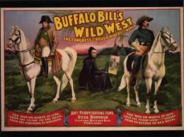 CPM - Cirque - Buffalo Bill´s Wild West - Napoléon - Cirque