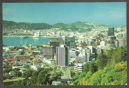 WELLINGTON,  NEW ZEALAND  (info In The Back) - Nueva Zelanda