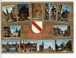 Strasbourg Multivues Mercière Boucherie Ponts Portail Cathédrale Paul Tanneurs - Strasbourg
