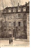 39 - Salins Les Bains - Rue D'orgemont - Ancien Hotel De Reculot . Bon état - Neuve - Lot De 2 Cartes - - France