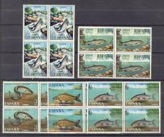 Spain 1977 - Fauna Hispanica Ed 2403-07 Bloque (**) - 1971-80 Nuovi