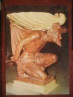 Grado (Gorizia) - Santuario Della Madonna Di Barbana: Acquasantiera - Italia