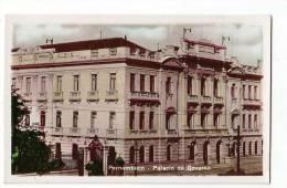 BRAZIL RECIFE PERNAMBUCO PALACIO DO GOVERNO ,REAL PHOTO PRINTED IN ITALY OLD POSTCARD - Recife