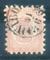 FINLAND - 1860 PERF II - 1856-1917 Russische Administratie