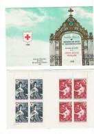 C+ 68 - TIMBRE DE FRANCE CARNET CROIX-ROUGE 1968 NEUF** - Croix Rouge